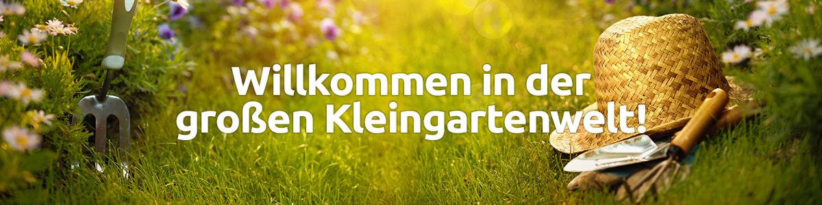 Gartenbund.de - Willkommen in der großen Kleingartenwelt